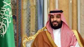Mohammed Bin Salman, príncipe de Arabia Saudí