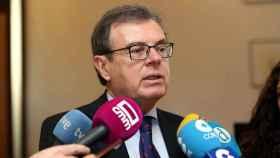 Miguel Ángel Collado, rector de la Universidad de Castilla-La Mancha