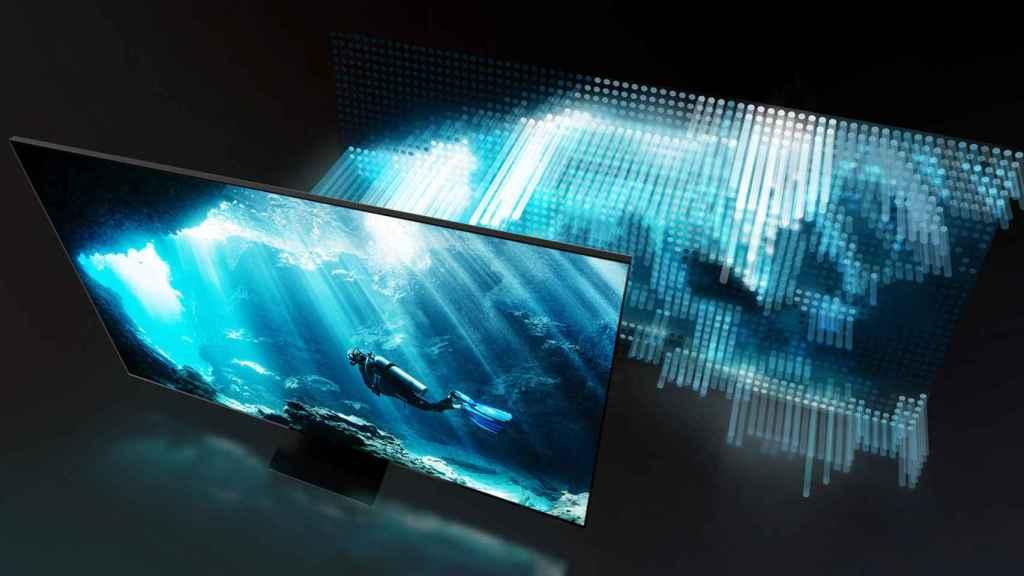 QLED es la gran apuesta de Samsung