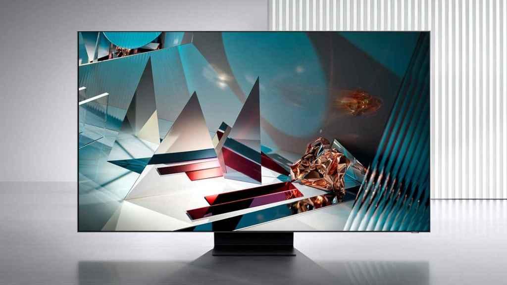 Nuevos televisores QLED 8K de Samsung