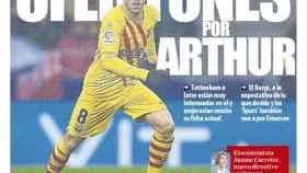 La portada del diario Mundo Deportivo (22/04/2020)