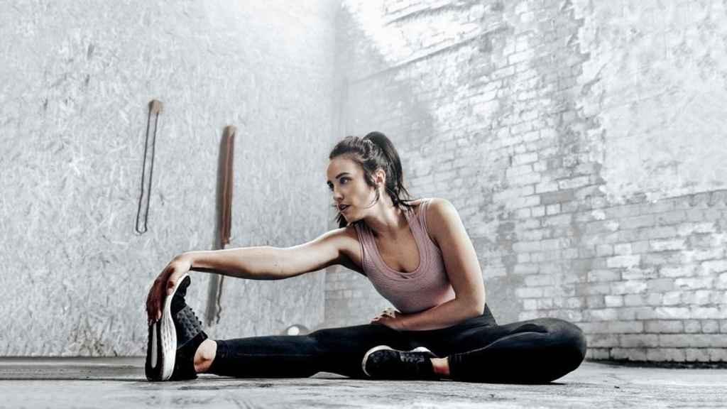 Patry está ligada al mundo del deporte desde muy pequeña y se rodea de atletas olímpicos.