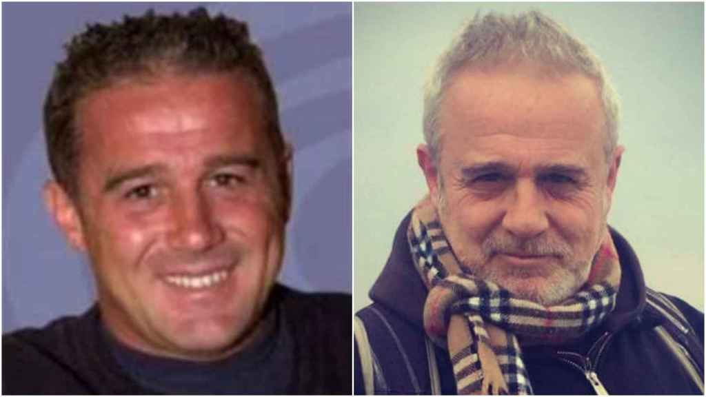 A la izquierda, Iván Armesto el día que entró en 'GH'. A la derecha, Iván en la actualidad.