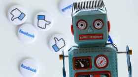 Robot y redes sociales