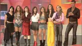Concursantes de 'Popstars' (telecinco.es)