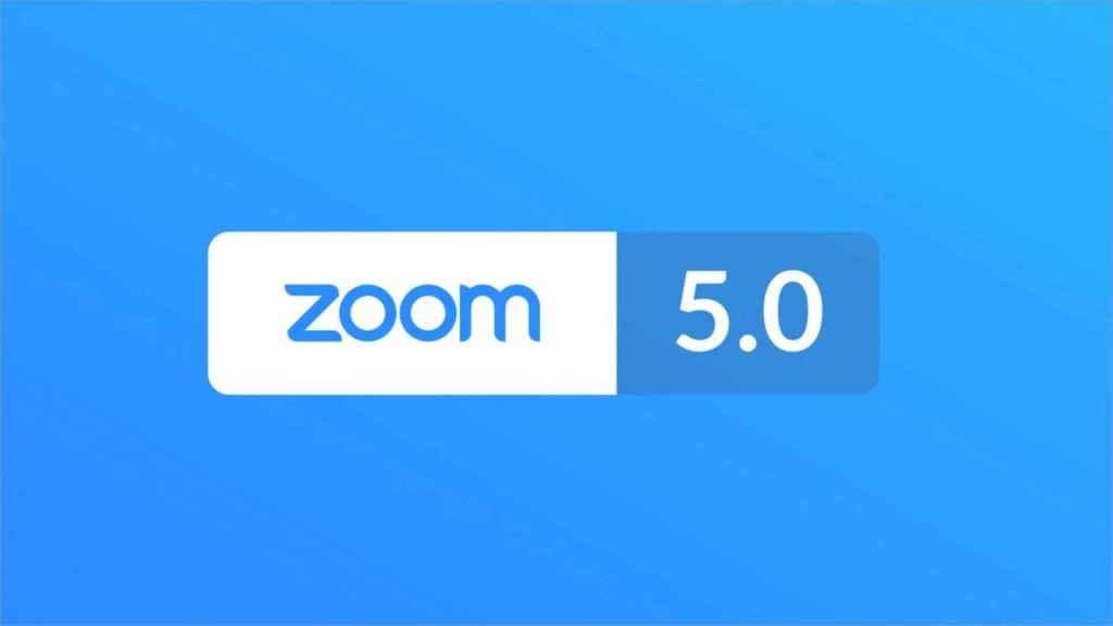 Logotipo de Zoom 5.0