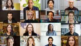 Google Meet ahora permite 16 personas en una videollamada con la nueva interfaz