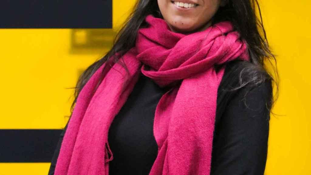 Lucía Tajuelo, de Trucksters.