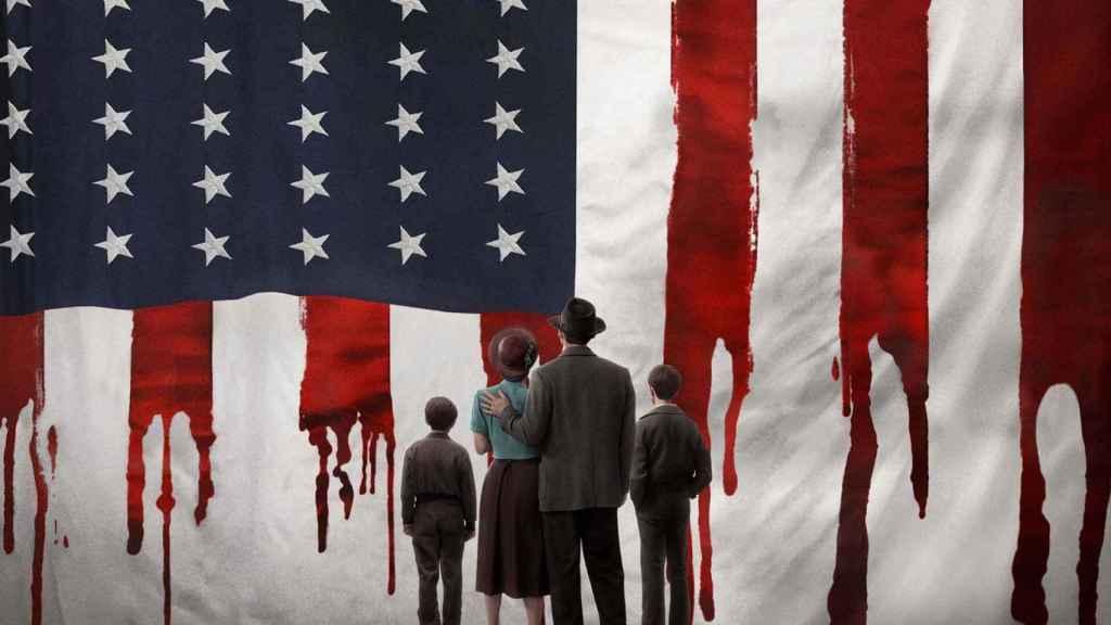 Imagen de La conjura contra América.
