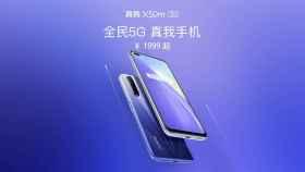Nuevo realme X50m 5G: menos potencia, más fluidez