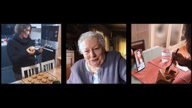 Fotograma de la nueva campaña de Telefónica con motivo de su 96 aniversario.