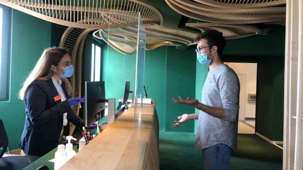 Room Mate diseña un protocolo 'Covid free' para la reapertura de sus hoteles