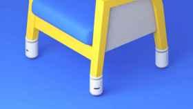 Ruedas inteligentes para mover muebles