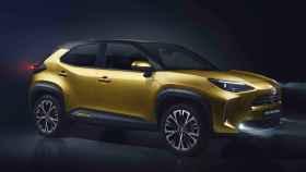 El Yaris Cross Hybrid es el nuevo SUV pequeño de Toyota