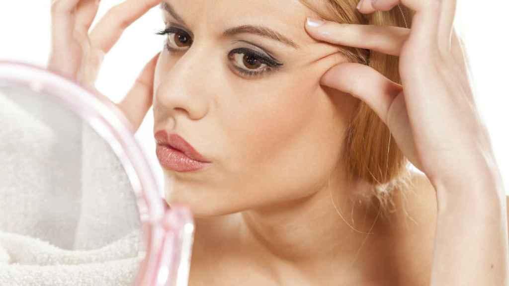 La flacidez facial se acentúa durante el confinamiento.