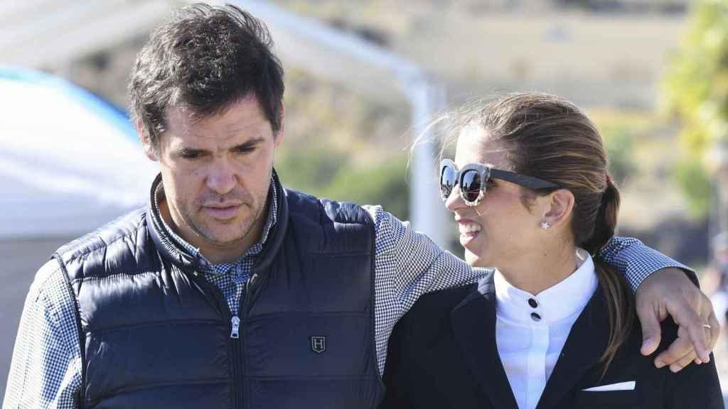 Luis Alfonso de Borbón contrajo matrimonio con Margarita Vargas.