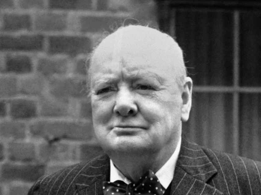 Winston Churchill es descendiente de Consuelo Vanderbilt.