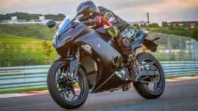 EV Endeavor, la moto eléctrica de Kawasaki