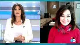 Ana Rosa ha entrado en directo en su programa este viernes.