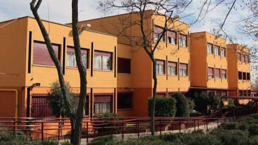 Colegio Ciudad de Zaragoza.