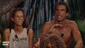 Hugo y Elena en 'Supervivientes 2020'