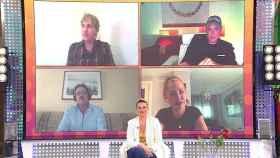 'Sálvame' conectó con varios concursantes de 'GH' por el 20 aniversario