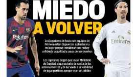 Portada Sport (24/04/20)