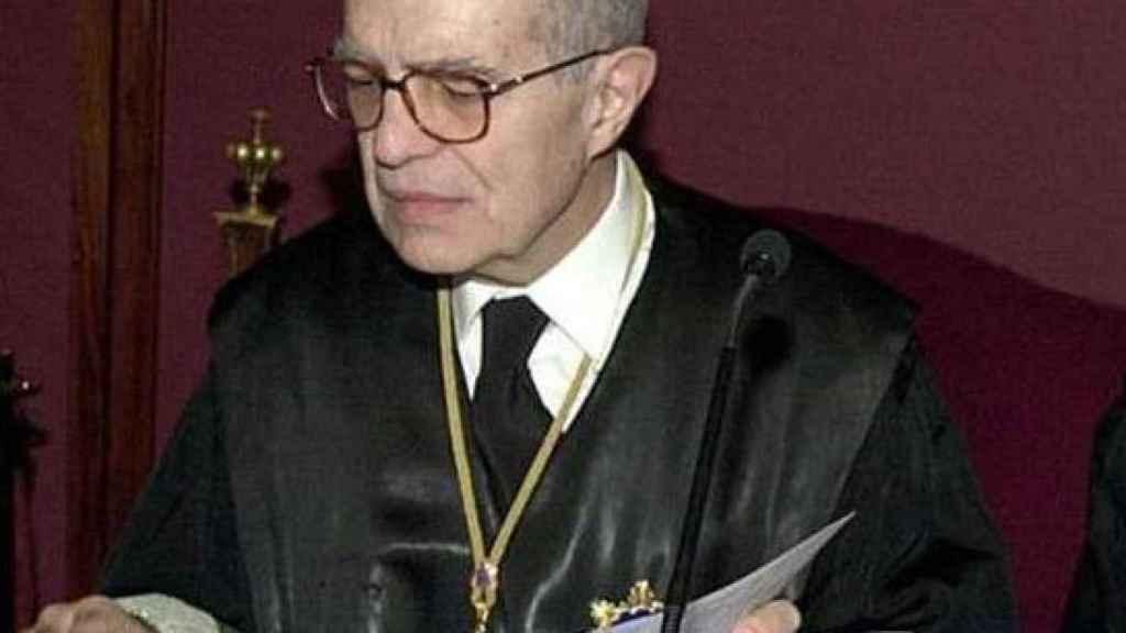 José María Luzón Cuesta./