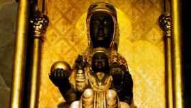 Virgen de Montserrat.