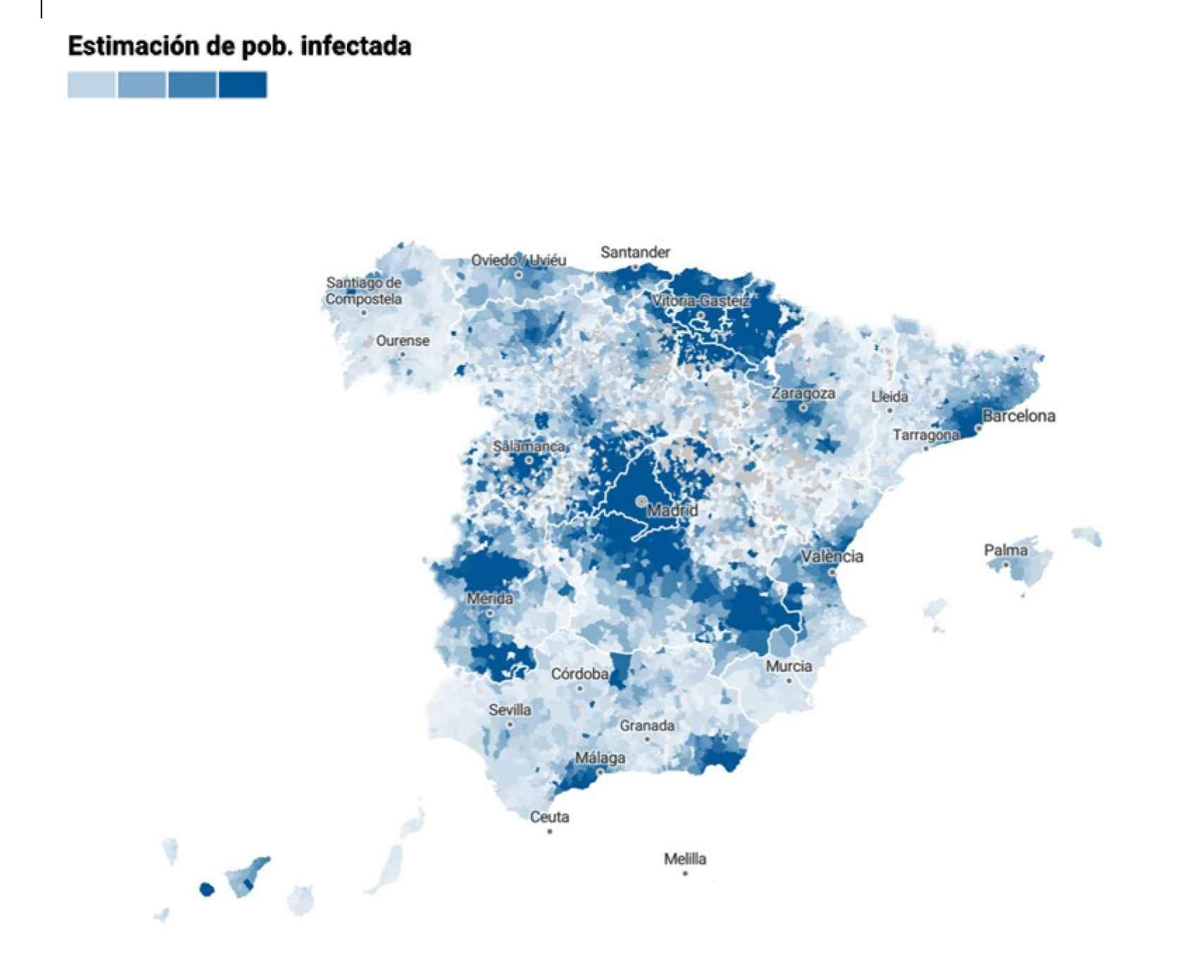 Fuente: Universitat Rovira i Virgili (URV) y Universidad de Zaragoza (UZ) –Diario .es