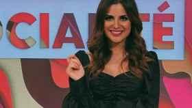 Alexia Rivas en 'Socialité' (Mediaset)