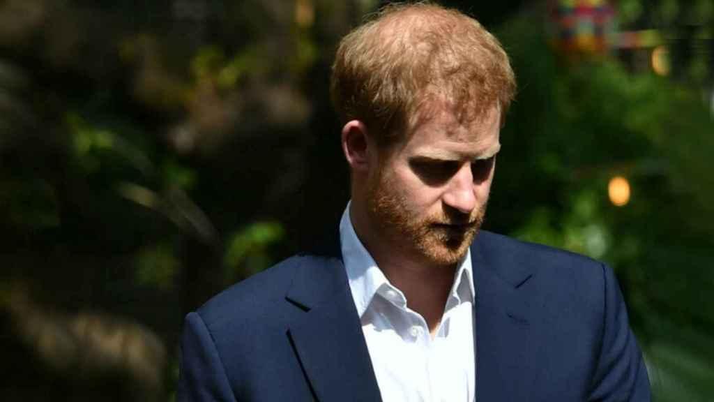 Harry de Inglaterra ha tenido que hacer frente a la muerte de una conocida.