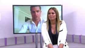 Marta López ha roto a llorar en 'Viva la vida'.