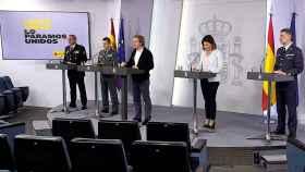 Última rueda de prensa del Comité Técnico en el formato habitual, con Fernando Simón al frente.