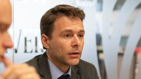 Daniel Fuentes, director de Información Económica de Moncloa.