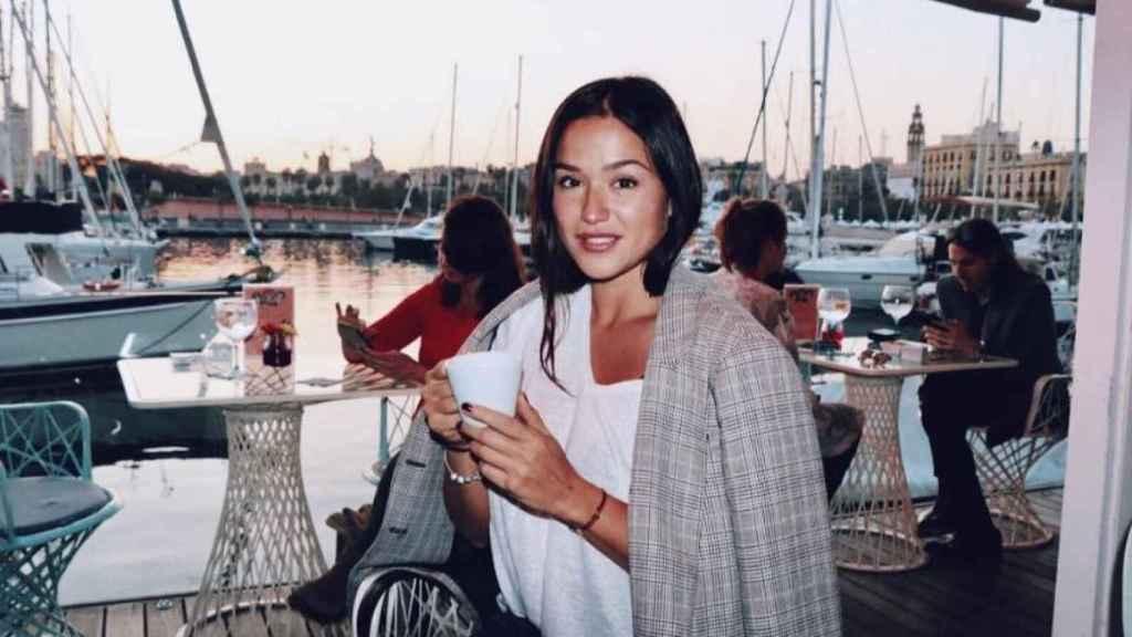 Mireia Borrás figura en el Congreso como soltera.
