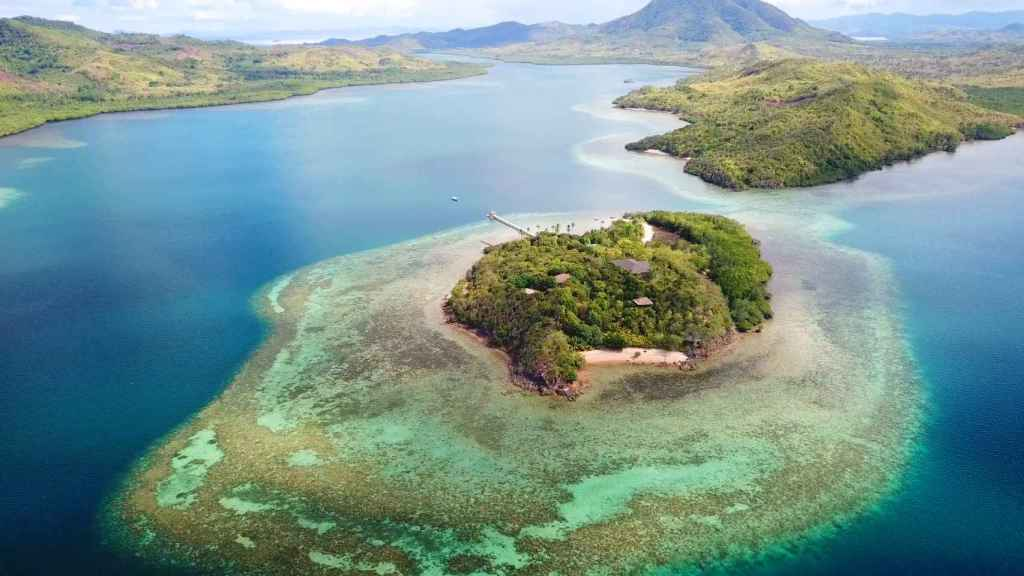 Isla de Pangatalan