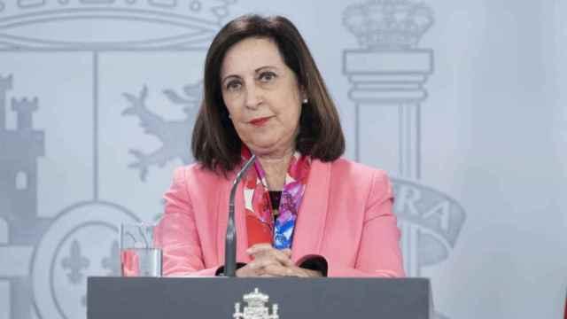 Margarita Robles, ministra de Defensa