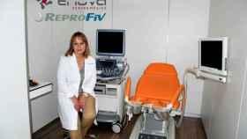 Elena Martín Hidalgo, directora médica de Reprofiv