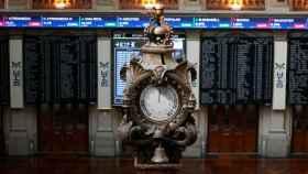 La Bolsa de Madrid en una imagen de archivo.