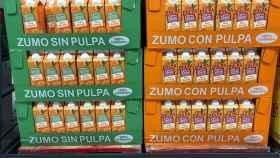 Mercadona duplica sus ventas de zumo exprimido en plena crisis sanitaria