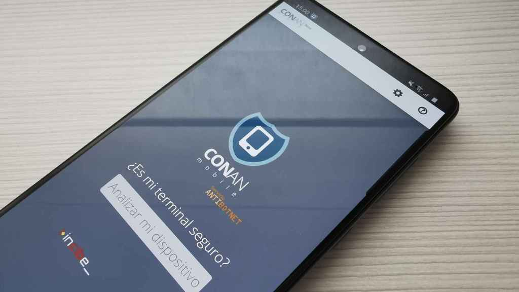 App Conan Mobile.