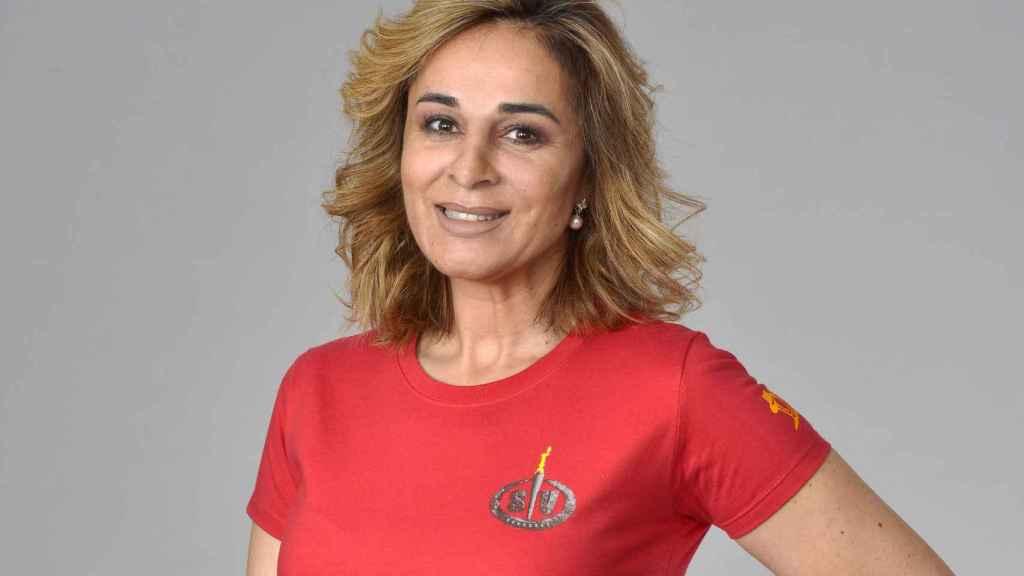 Imagen de promoción de Ana María Aldón en 'Supervivientes'.