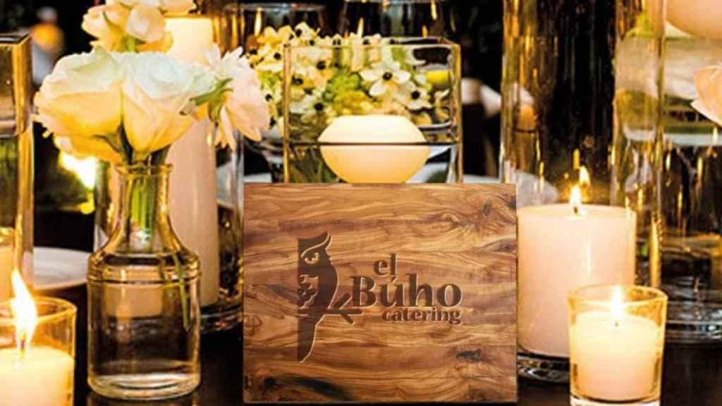 El Búho catering trabaja en bodas, eventos y como colaborador de restauración.