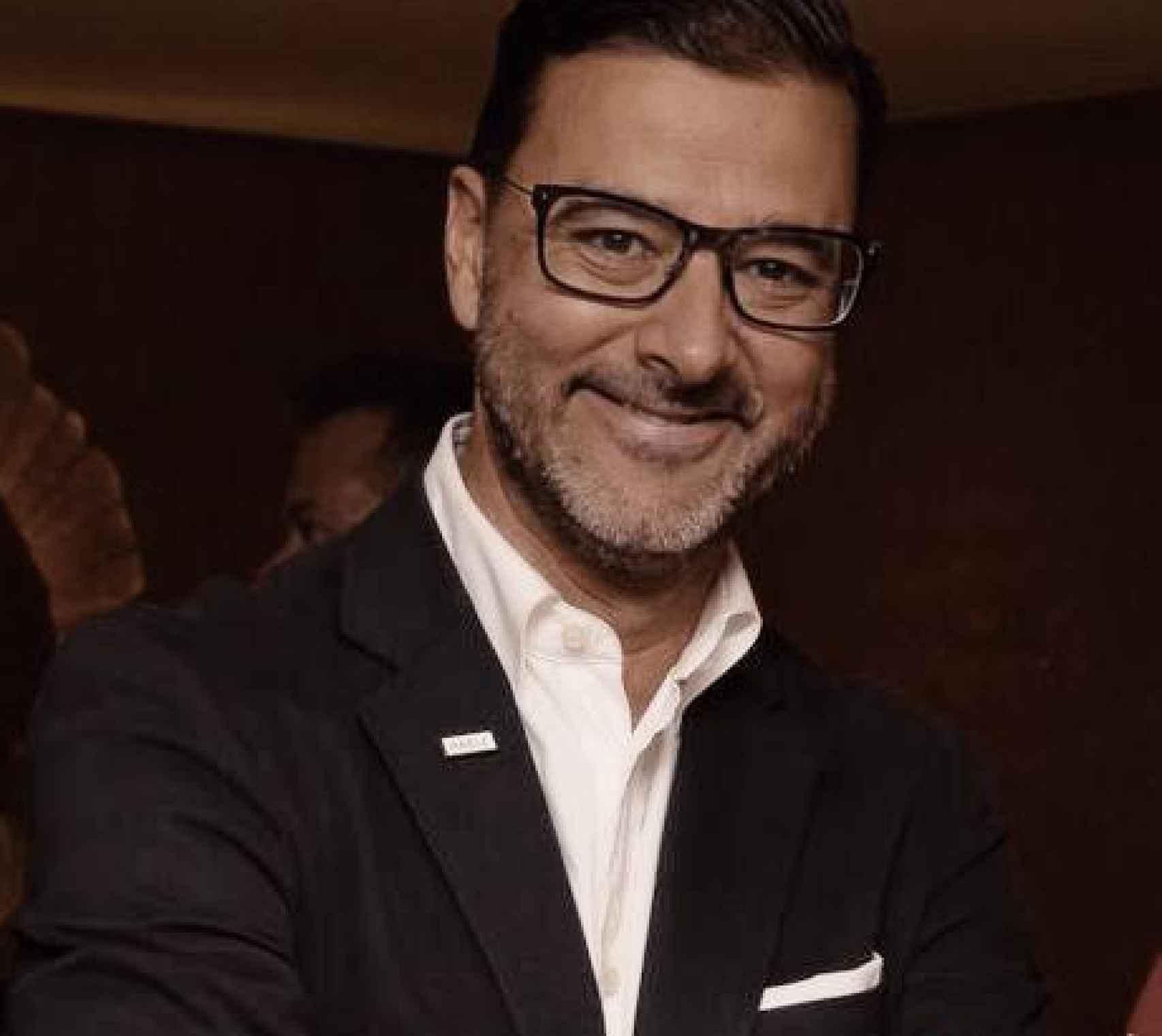Fernando Mendieta, Brand Ambassador de Bodegas Habla.