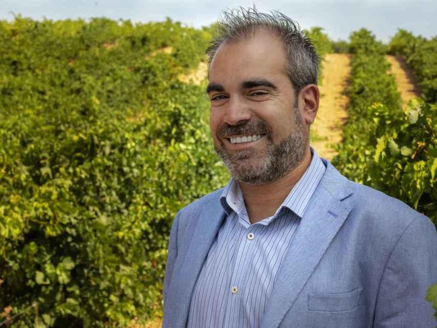Diego Burgos, Director de Comunicación de Bodegas Castelo de Medina.
