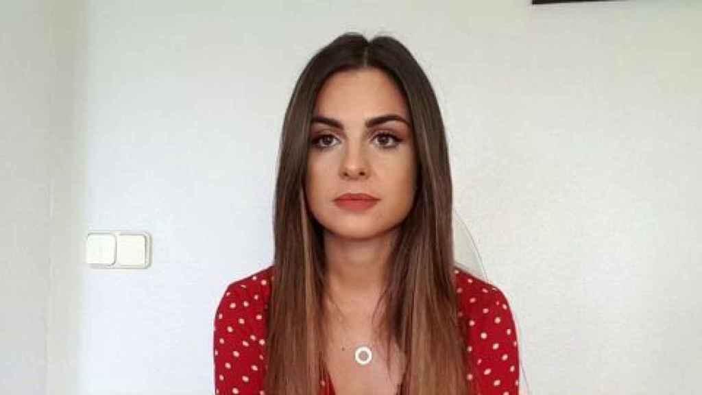 Alexia Rivas volvía a intervenir el domingo desde la casa de Alfonso Merlos.
