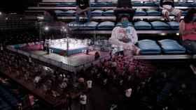 Boxeo en mitad de la pandemia