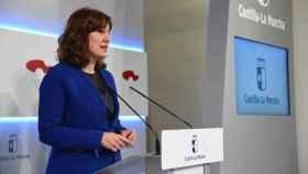 Blanca Fernández, portavoz del Gobierno de Castilla-La Mancha (Foto: JCCM)