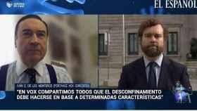 Pedro J. plantea a Vox un pacto que elimine expresiones como criminal o sepulturero